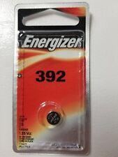 Mercury equivilate Sr41W, 41 Exp 03/2022 Single Energizer 392 Watch Battery, 0%
