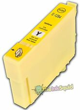 1 Yellow T1284 XL Compatible Ink Cartridge for Epson Stylus SX125 (Non-oem)
