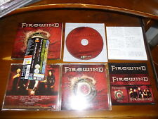 Firewind / Allegiance JAPAN+2 w/Sticker Dream Evil Mystic Prophecy C2