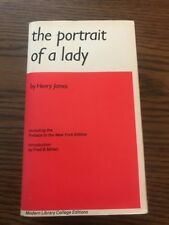 The Portrait of a Lady by Henry James (Vintage 1966 Random House Pb)
