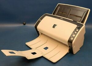 Fujitsu, FI-6130 Duplex Document Scanner, Unit Only Tested, 7025 Scan Count.