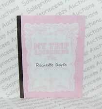 NEW Monster High Scaris Rochelle Goyle DIARY JOURNAL BOOKLET Replacement Loos
