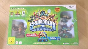 Nintendo Wii Spiel Skylanders Swap Force