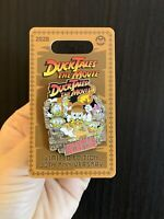 DISNEY Parks Ducktales The Movie -Treasure of The Lost Lamp Pin 30th Anniversary