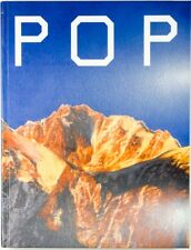 ED RUSCHA Rare LIMITED EDITION Hardback POP MAGAZINE Issue # 21 Fall Winter 2009