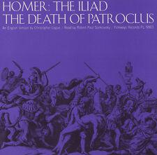 Robert Paul Sonkowsk - Homer: The Death of Patroclus [New CD]