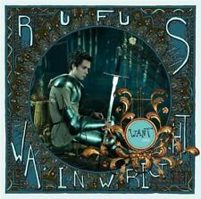 RUFUS WAINWRIGHT WANT ONE CD MUSIC OPERATIC POP NEU