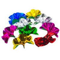 9x/Set Flower From Empty Hand Magic Trick Close Up Stage Magic Props I1