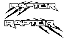 Decal Sticker Graphic Kit For Ford F150 Raptor SVT Grille Bed Many Color Options
