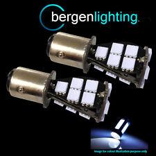 380 P21/5W BAY15D 1157 WHITE 21 SMD LED DRL SIDELIGHT SIDE LIGHT BULBS SLD201601
