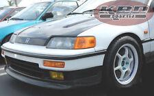 Honda CRX 1988-1991 Sir Spec Style 1 Piece Polyurethane Front Lip