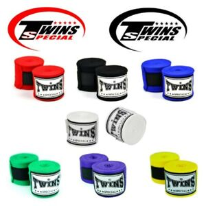 2 x Twins Special CH-1 Handwraps Muay Thai Boxing 180 inch. free shipping