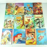 Lot of 12 Disney's Wonderful World of Reading Books Nemo Lion King Jungle Book