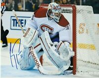 Carey Price Montreal Canadiens Autographed Signed 8x10 Photo