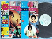 TRACEY ULLMAN You Broke My Heart In 17 Places VIL-6097 JAPAN LP w/OBI 003az17