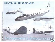 Monograph - Chile Navy C-47 Skytrain Bandeirante (MN15)
