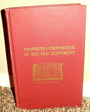 PROPHETS AND PROPHECIES OF THE OLD TESTAMENT by Duane S. Crowther 1ED LDS MORMON
