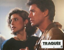 TOM BERENGER MIMI ROGERS TRAQUEE Someone to Watch Over Me 1987 VINTAGE PHOTO 3
