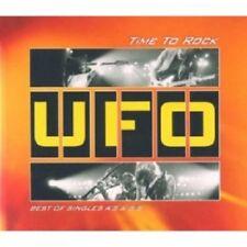 UFO - TIME TO ROCK: BEST OF SINGLES 2 CD  40 TRACKS ROCK & POP COMPILATION  NEU