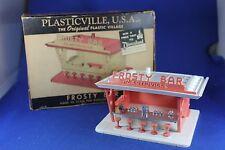Plasticville - O-O27 - #FB-1-79 Frosty Bar - Chrome - Very Good Condition