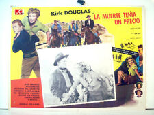 ¡ONLY AVAILABLE 24h.!/ ALONG THE GREAT DIVIDE/KIRK DOUGLAS/1950/OPTIONAL SET/551