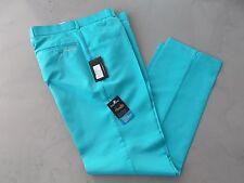 STROMBERG SINTRA Golf Trousers 32 Regular Aqua