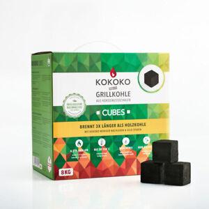 MC BRIKETT Kokoko Cubes 8 kg (3 EUR/kg)