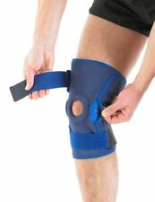 Neo G Stabilized Hinged Open Knee Support - Medical Grade Quality With Side Hing