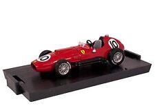 Brumm FERRARI 1/43 1957 801 #10 GP BRITANNICO Biancospino
