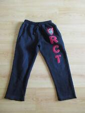 Pantalon de survêtement RCT Toulon Noir Taille 10 ans