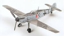 Tamiya 60750 1/72 Aircraft Model Kit WWII Luftwaffe Messerschmitt Bf109 E-3