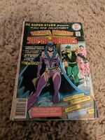 DC super stars presents #17. First App Of Huntress. VG CONDITION!