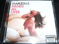 Maroon 5 Hands All Over (Australia) CD - Like New