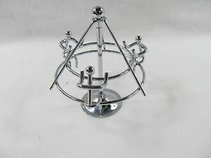 Prompt Kinetic Art Perpetual Motion Mobile Milky way Happy Circle Desk Toy