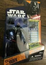 Star Wars Saga Legends 2010 Darth Vader Action Figure SL06 Unmasked Battle Game