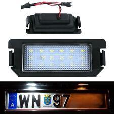 LED Kennzeichenbeleuchtung Hyundai i10 i20 Tiburon Coupe Kennzeichenleuchten Q4