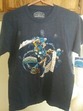 SKYLANDERS SWAP FORCE KIDS T-SHIRT SIZE MEDIUM SHORT SLEEVE NEW WITH TAGS
