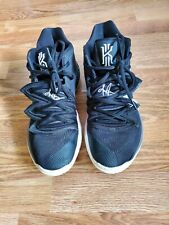 Nike Zoom Kyrie Irving 5 Black Magic Sneakers A02918-901 Men's Size 8.5