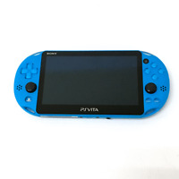 PS Vita Aqua Blue PCH 2000 ZA23 Console only USED Wi Fi Sony PlayStation JP