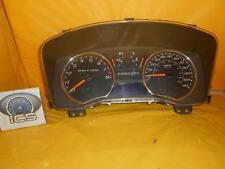 08 09 2010 2011 2012 Canyon Colorado Speedometer Instrument Cluster Dash 96,098