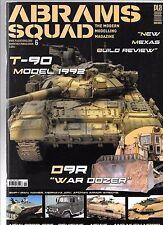Abrams Squad: The Modern Modelling Magazine No. 6, T-90 MBT, Very Fine Copy