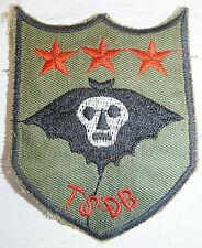 Patch - DMZ AIRBORNE PRU - Quang Tri - KHE SANH - Mercenary - Vietnam War - 4144