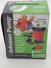 Johnson Pumps 33703 Low Boy Bilge Pump 750Gph 12V