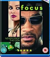 Focus [Blu-ray] [2015] [Region Free] - DVD  P6VG The Cheap Fast Free Post