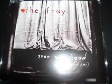 The Fray Over My Head Australian CD Single – New