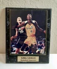 LISA LESLIE basketball superstar Photo Plaque Frame Display