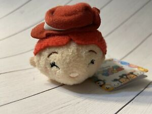 "Disney Store Tsum Stack Mini Plush 3.5"" Jessie JAPAN Ver 💕 Toy Story US SELLER"
