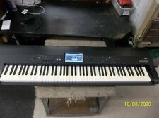KORG KROME FULL 88-KEY DIGITAL PIANO KEYBOARD MUSIC WORKSTATION WITH STAND/ CASE