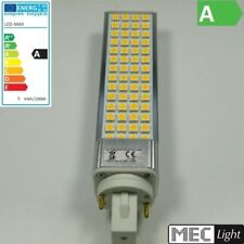 G24 LED souce d'éclairage PL-C 2-pin-leds - 9W - 750LM (=70W) 120° - Blanc Chaud