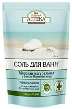 Bath Salt Sea Natural Improves Skin Condition and Tone 500g Green Pharmacy 6289